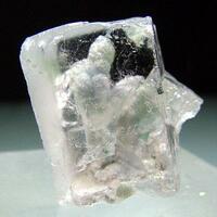 Fluorite & Indicolite