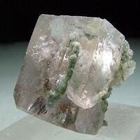 Fluorite Indicolite & Lepidolite
