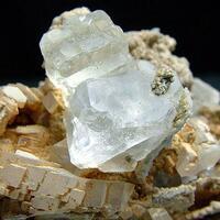 Fluorite Siderite & Manganoan Calcite