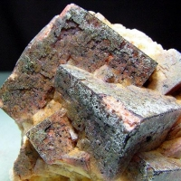 Fluorite With Hydrocarbon Inclusions
