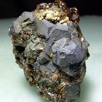 Galena Sphalerite & Pyrite