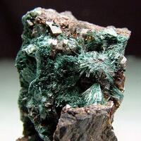 Gormanite & Siderite