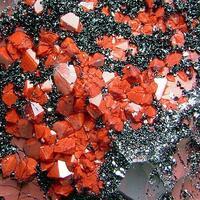 Hematite Dolomite & Eisenkiesel