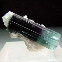 Indicolite With Cleavelandite