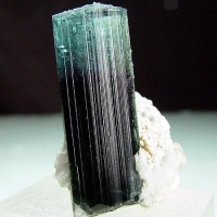 Indicolite With Lepidolite & Cleavelandite