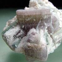 Lepidolite & Indicolite
