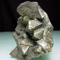 Pyrite With Enargite