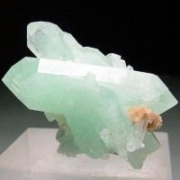 Quartz With Fuchsite Inclusions