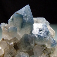 Quartz With Riebeckite Inclusions