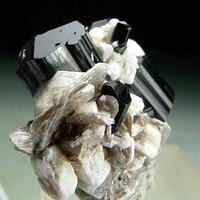 Schorl Muscovite & Orthoclase