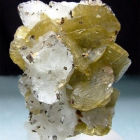 Siderite Magnesite & Pyrrhotite