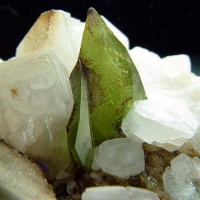 Titanite & Calcite