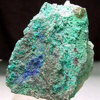 Azurite & Chrysocolla