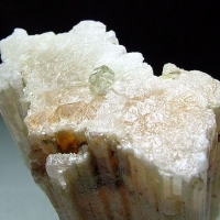 Beryllonite With Elbaite