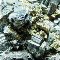 Bournonite Sphalerite & Tennantite