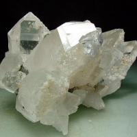 Quartz With Dolomite Fluorite & Arsenopyrite