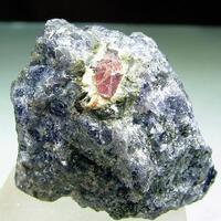 Sapphire In Cordierite