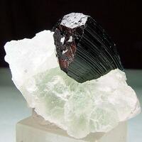 Schorl & Fluorite