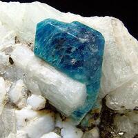 Sodalite Psm Plagioclase With Scapolite & Pyrite