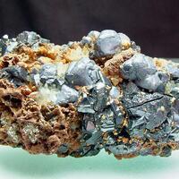 Sphalerite Galena Pyrite & Siderite