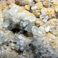 Calcite Fluorite & Siderite