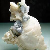 Elbaite Quartz & Cleavelandite