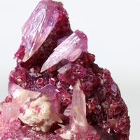 Aragonite & Roselite