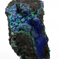 Azurite Malachite & Chrysocolla