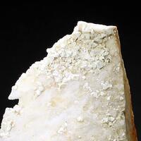 Chalcedony On Fluorite