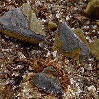 Tetrahedrite & Chalcopyrite