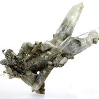 Quartz Actinolite Albite & Titanite