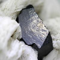 Elbaite Cleavelandite & Tantalite-(Mn)