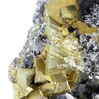 Chalcopyrite & Sphalerite
