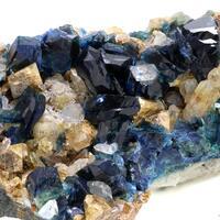 Lazulite Quartz & Wardite
