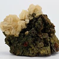 Calcite & Francolite