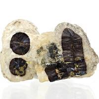 Calcite & Goethite