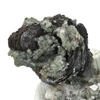 Hematite & Adularia
