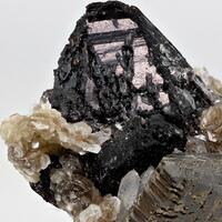 Cassiterite Arsenopyrite & Quartz
