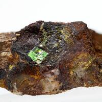 Torbernite & Pharmacosiderite