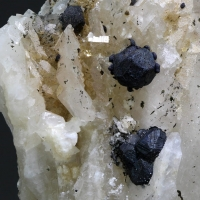 Bornite & Calcite