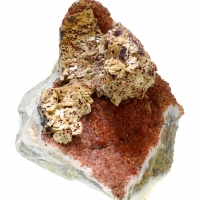 Dolomite On Quartz