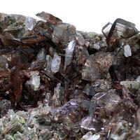 Axinite & Albite