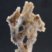 Calcite On Limonite