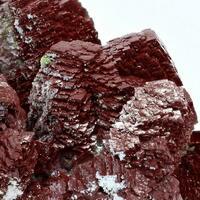 Calcite With Hematite Inclusions