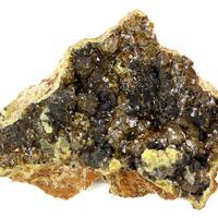Campylite & Romanèchite