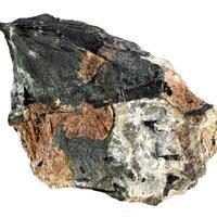 Eudialyte Arfvedsonite Aegirine & Lorenzenite