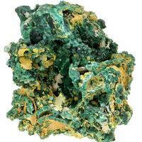 Malachite Cerussite & Pyromorphite