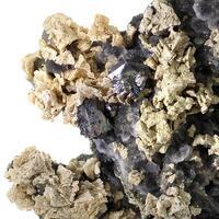 Sphalerite Pyrite & Ankerite