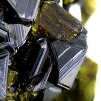 Magnetite Epidote Diopside & Andradite