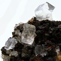 Fluorite & Siderite